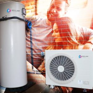 Reclaim Energy Hot Water Heat Pump from Adelaide Heat Pumps